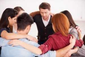 Процесс групповой терапии