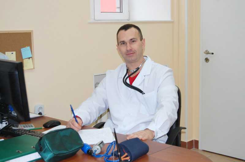Врач-нарколог в клинике
